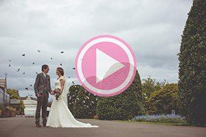 Yvonne & Stuart's Mini-Movie Oran Mor, Glasgow wedding photography