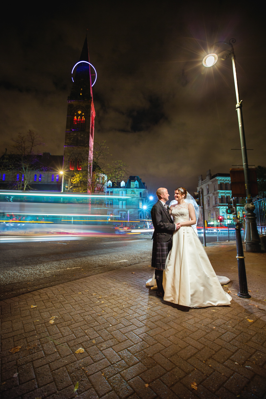 Glasgow University Wedding Photography Lynsey Stuart S Sneak K Photographer