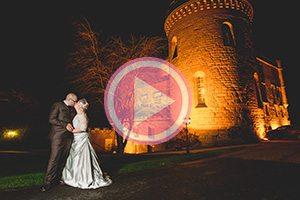 Inga & Richard's Mini Movie - Dalhousie Castle wedding photography