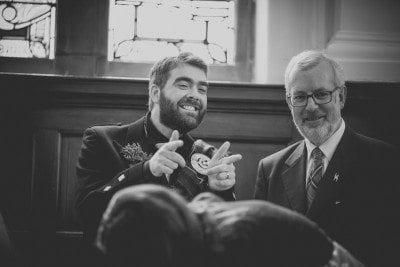 Pollokshields Burgh Hall Wedding Photography