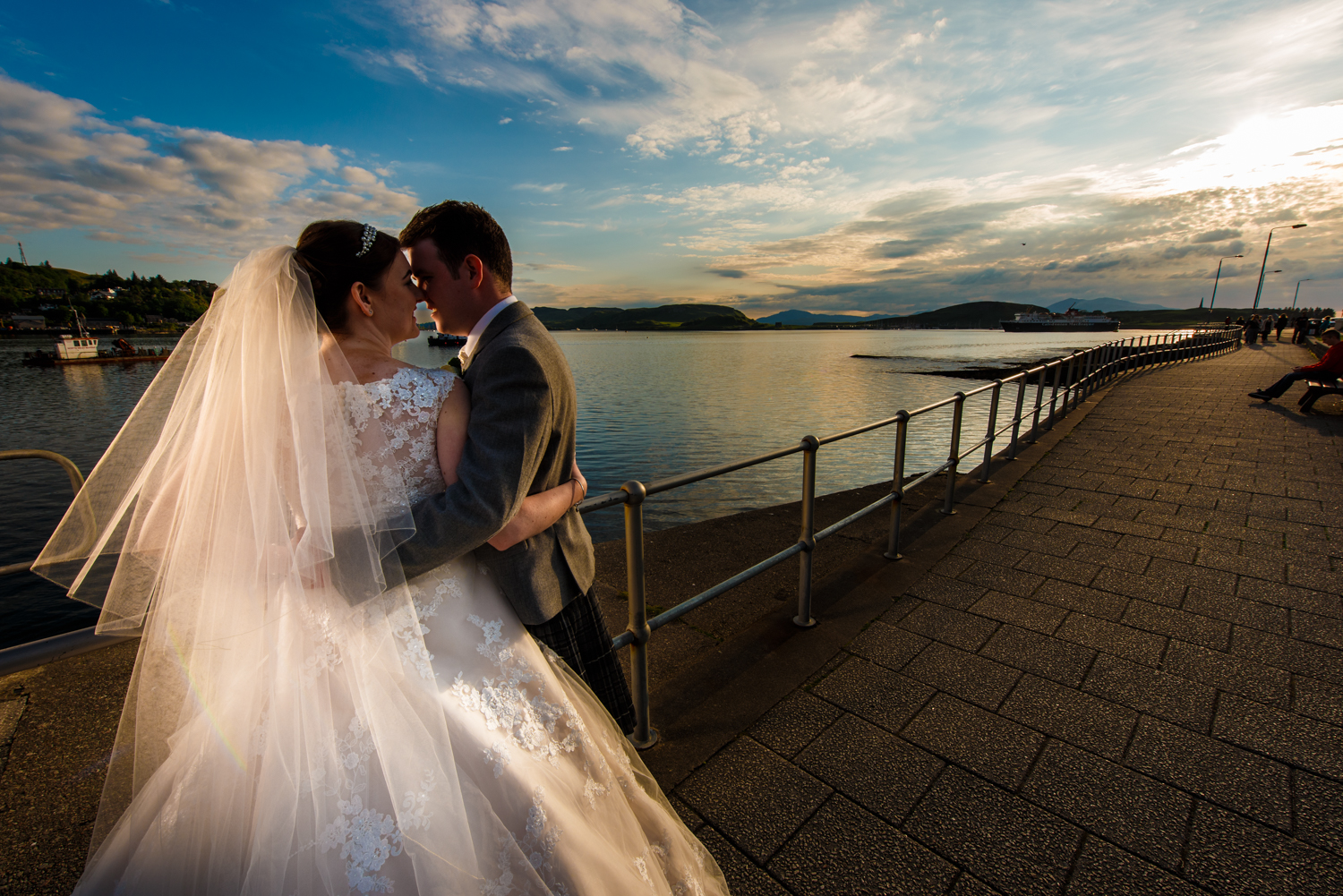 Oban Wedding Photography