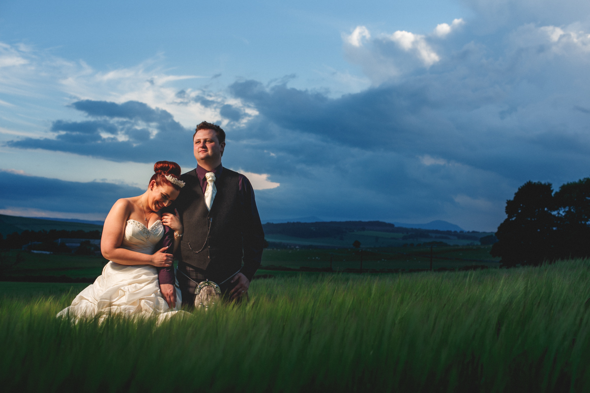 Craigsanquhar House Wedding Photographer