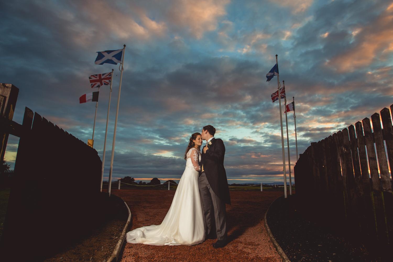 Lochgreen House Wedding Photographer