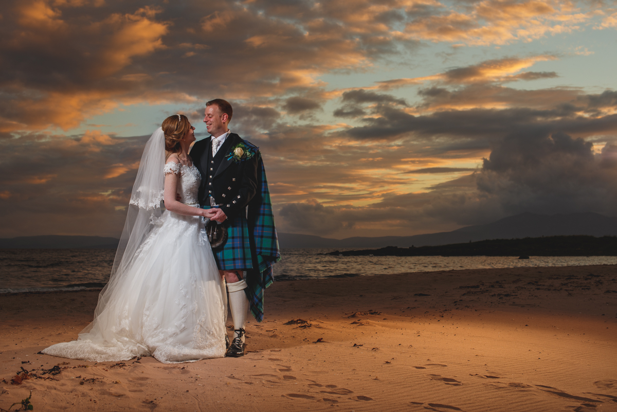 Waterside hotel wedding photographers