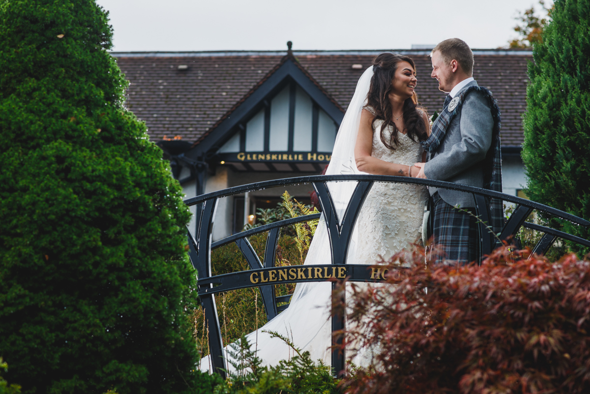 Glenskirlie Wedding Photographer
