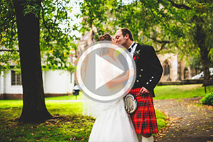 Cottiers, Glasgow Wedding Photography