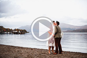 Loch Lomond Arms Wedding Photography