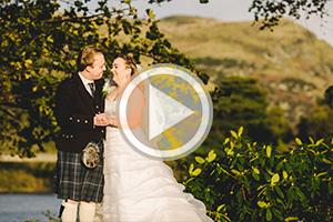 Stirling University Wedding Photography