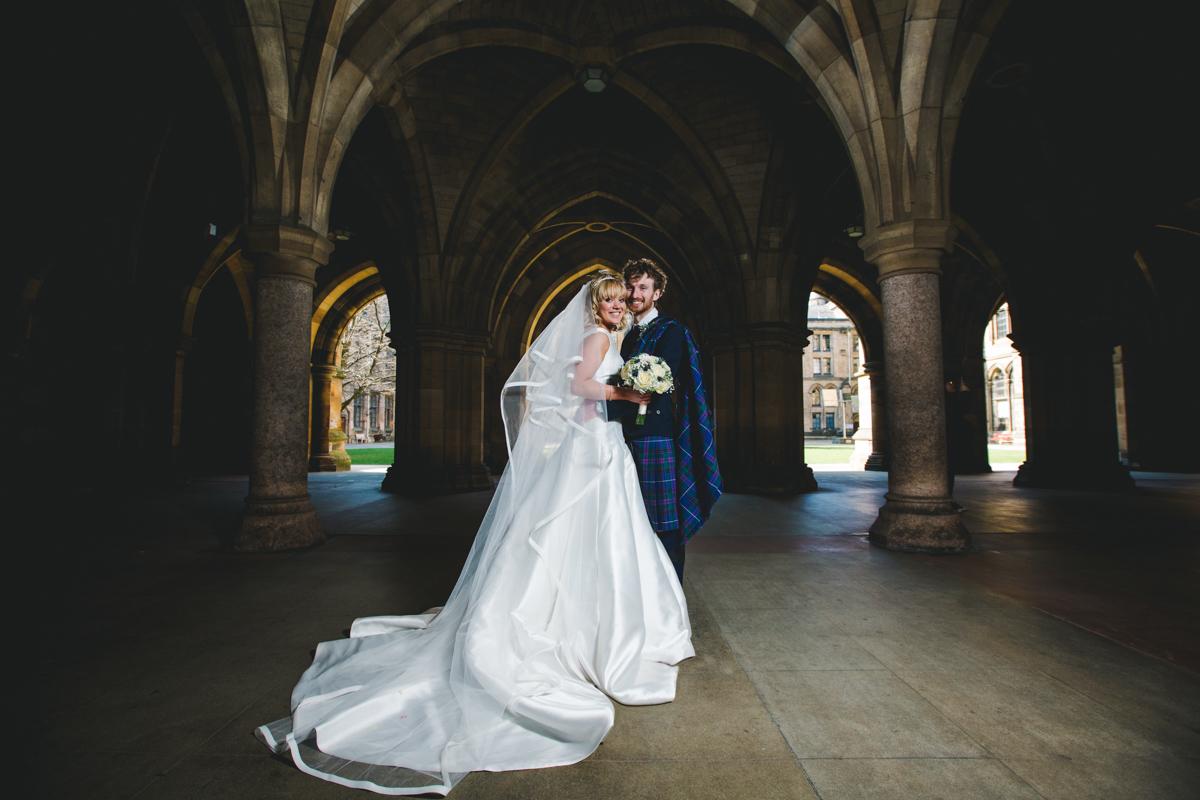 Wedding Photographers Glasgow Top Table Photography