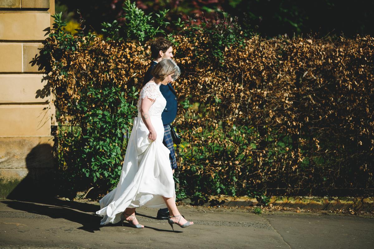 Wedding Photographers Glasgow Cottiers