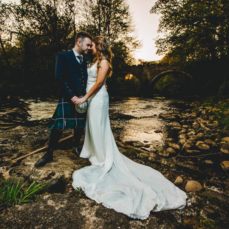 Brig o Doon wedding photographer