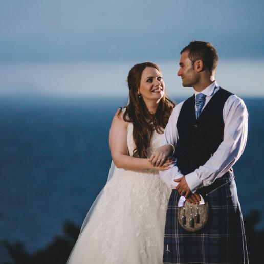 Culzean Castle wedding photographers Ayrshire