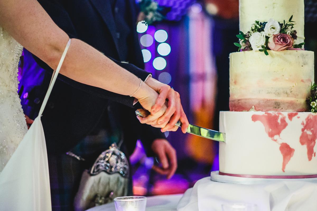 Oran Mor wedding photographers