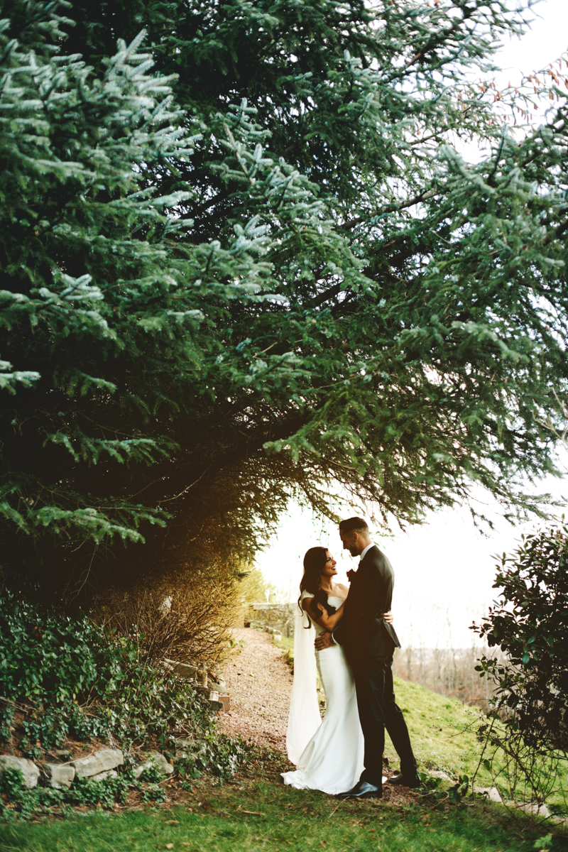 Airth Castle wedding photography