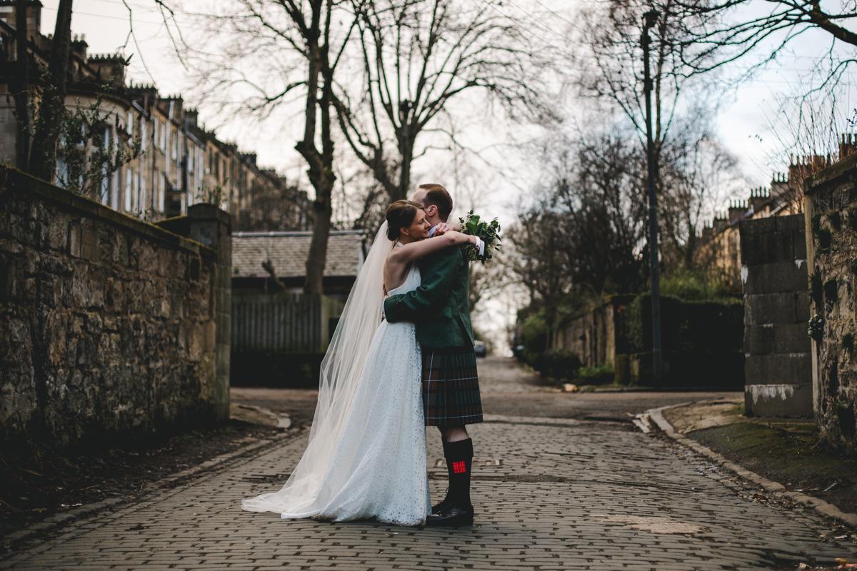 Glasgow Hilton Wedding Photographer