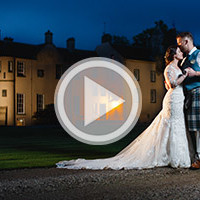 myres castle wedding photographer