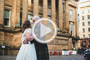 Trades Hall Wedding Photography