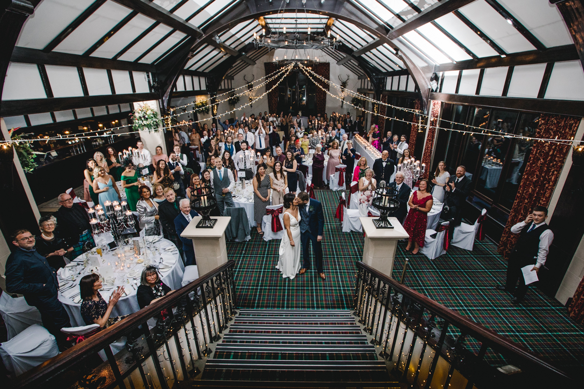 Brig o Doon wedding photography