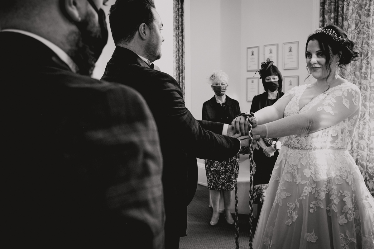 Glasgow wedding photographer
