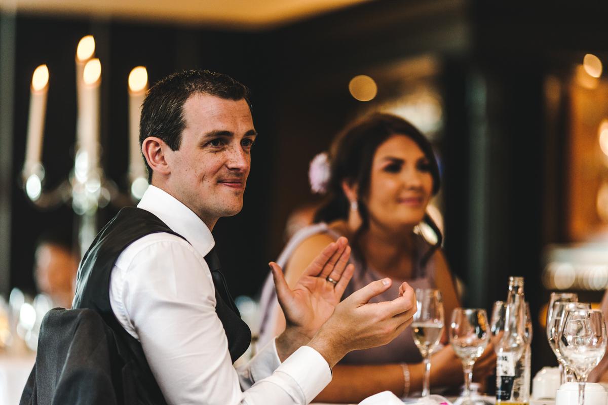 Cornhill Castle Wedding Photography