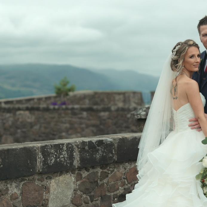 Stirling wedding film